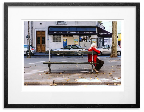 Paris Life (Signed and numbered by Jeremy Deputat) 2