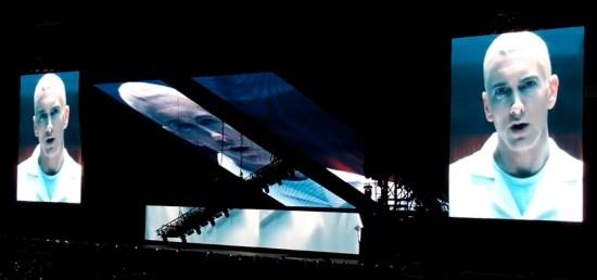Intro The Monster Tour Eminem Rihanna