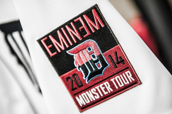 2014.08.21 - Eminem Majestic Athletic Monster Tour