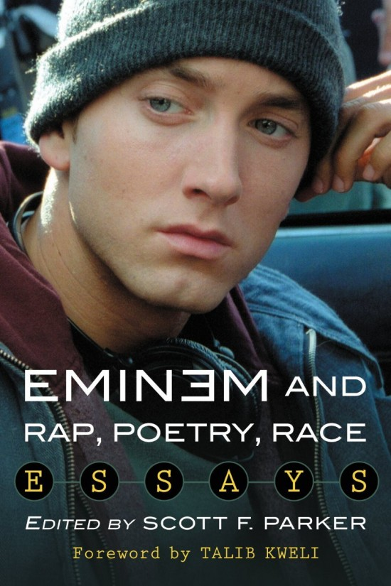 2014.08.29 - Eminem and Rap, Poetry, Race