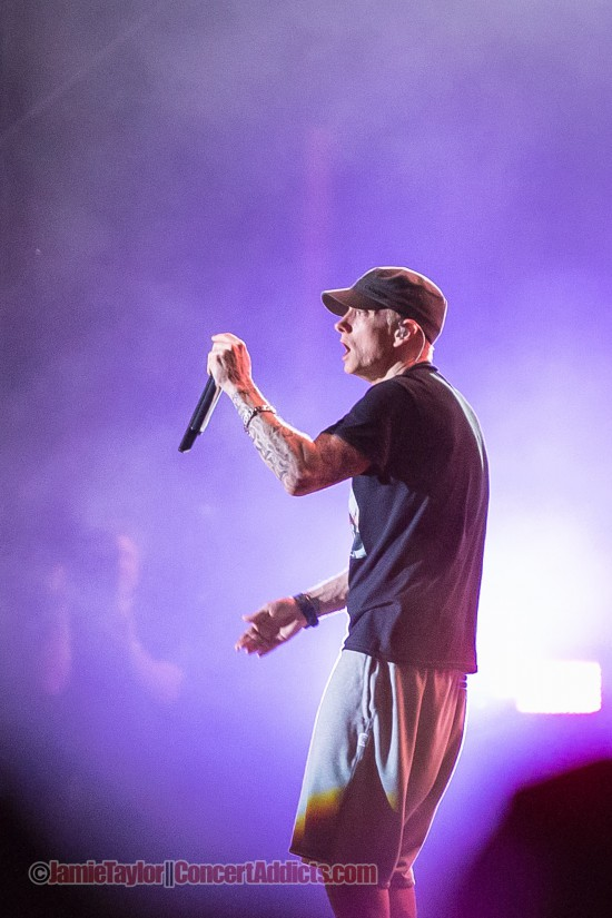 Eminem @ Squamish Valley Music Festival 2014 in Vancouver, Canadal - August 10th 2014