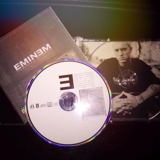Eminem CD 2 MMLP