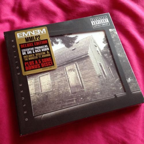 Eminem CD MMLP2