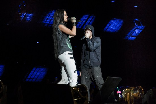 Eminem Rihanna The Monster Tour MetLife Stadium 17-08-2014 Photos by Jeremy Deputat 1