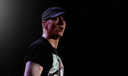 Выступление Eminem'a на Squamish Valley Music Festival