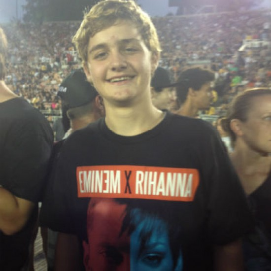 Harrison, Stan, The Monster Tour, фанат