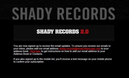 2014.09.12 - Shady Records 2.0