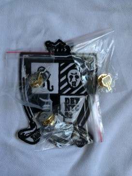 Eminem x Shady Records Country Club Rejects Lapel Pins