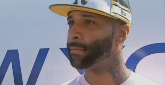 "Joe Budden 2014 ""Wanted"" By NYPD"
