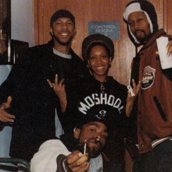 Common, Erykah Badu, Method Man, & RZA
