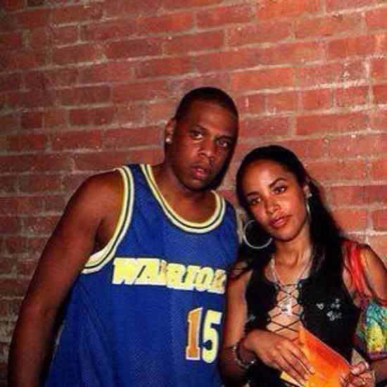 Jay Z & Aaliyah