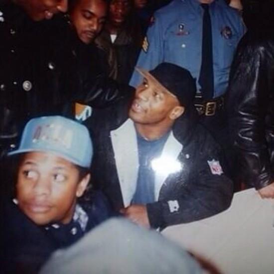 Eazy-E & Mike Tyson