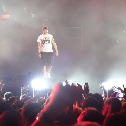 Eminem Austin City Limits  October 11, 2014