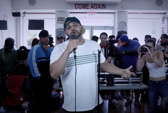 2014.10.20 - Cypher Joell Ortiz & DJBooth Present Fade to Famous