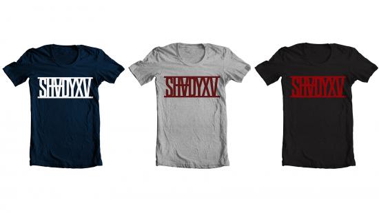 2014.10.29 - SHADYXV - Limited Edition T-Shirt