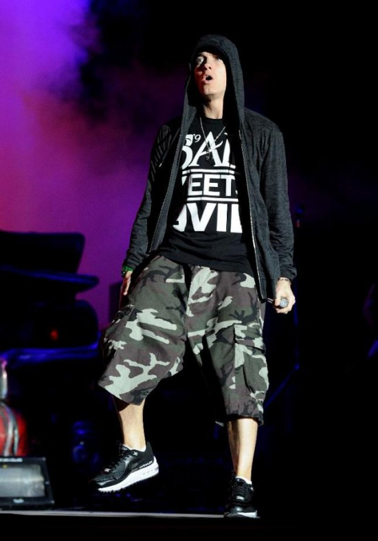 Bonnaroo 2011 - Day 3 - Eminem
