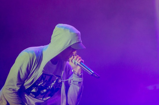 Eminem at Atlanta Music Midtown by Jeremy Deputat 11.10.2014