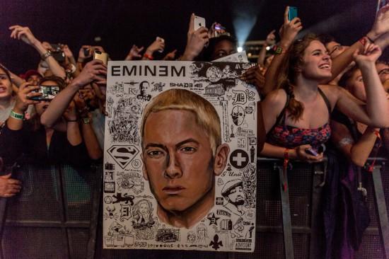 Eminem at Atlanta Music Midtown by Jeremy Deputat 11.10.2014 6