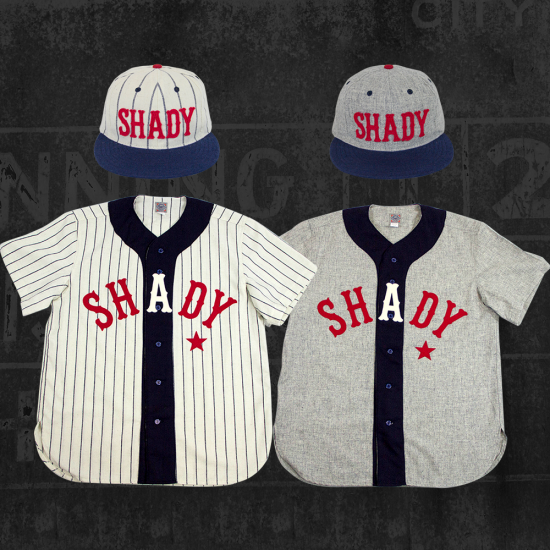 Shady X Ebbets Field Flannels Collection