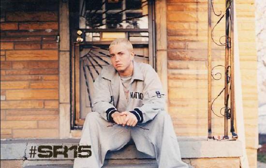 #SR15 Eminem Eminem.Com 2000