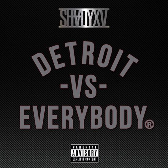 2014.11.11 - Shadyxv Eminem Detroit Vs Everybody