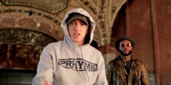 2014.11.11 - Slaughterhouse, YelaWolf, and Eminem SHADYXV The CXVPHER