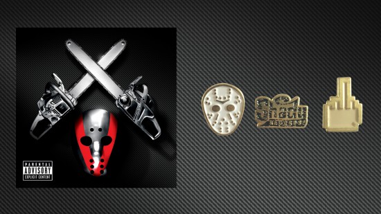 SHADYXV PRE-ORDER 2 DISC CD + PIN SET