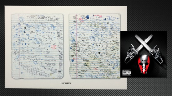 SHADYXV PRE-ORDER 2 DISC CD + PRINT