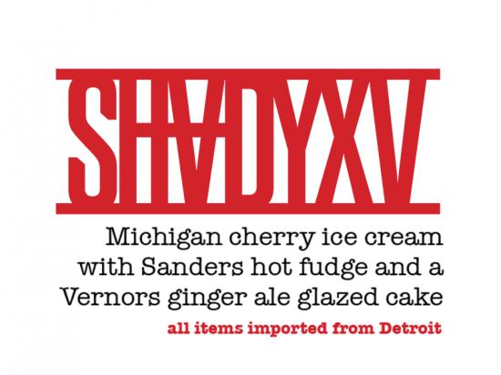 Shady Records и «Mikey Likes It!» выпускают мороженое «SHADYXV»