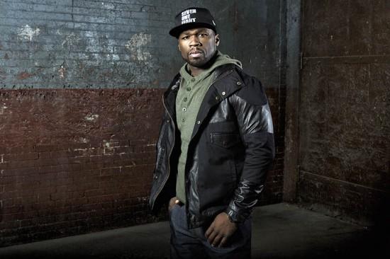 50 Cent. Фото:  Jeremy Deputat