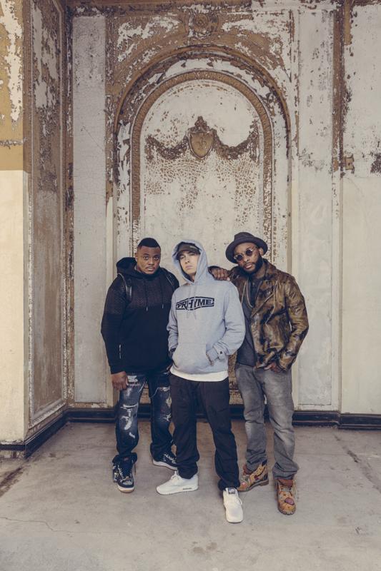 Mr.Porter, Eminem, Royce da 5'9