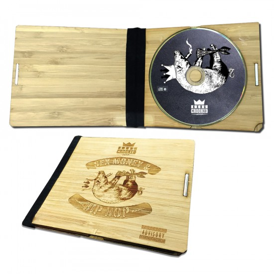 "WOOD CARVED ALBUM (LIMITED EDITION) $24.99 Image of Wood Carved Album (LIMITED EDITION) Image of Wood Carved Album (LIMITED EDITION) ""Sex, Money & Hip-Hop""  These are Limited Edition real solid wood albums by Carved™. You can still Pre-Order the ""Sex, Money & Hip-Hop"" album by clicking here"