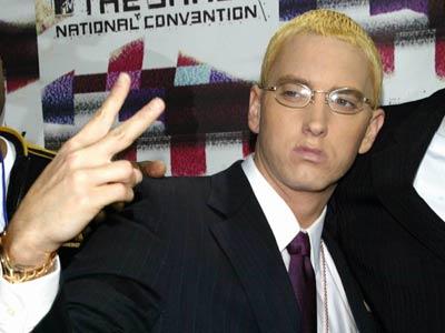 Eminem в суде Суд