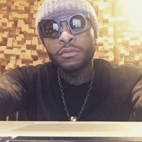 2015.01.15 - Royce Da 59 Nigga... We in the lab.. Dont blink... Dont go get popcorn Bars Slaughterhouse Glass House 2015