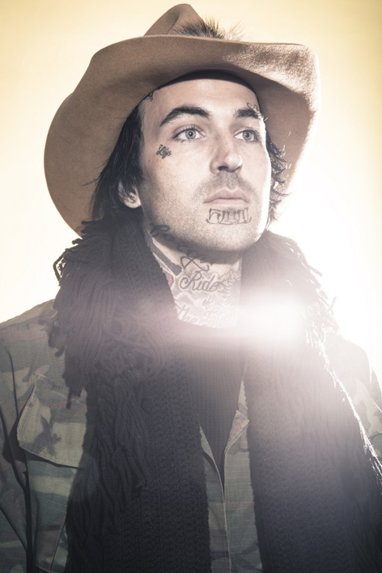 Yelawolf 2015 Интервью: История тату с Yelawolf'ом. Katherine Tyler for iHeartRadio
