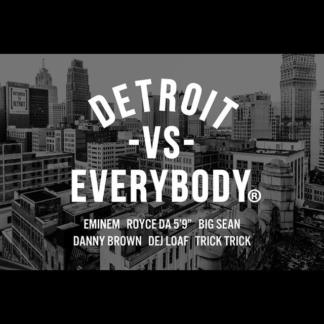 Eminem Detroit Vs Everybody Music Video