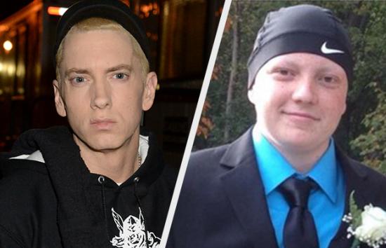 Eminem осуществил мечту смертельно больного фаната