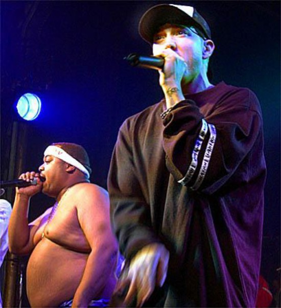 Bizarre and Eminem