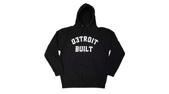 SSUR x Shady Records - Detroit Built Hoodie