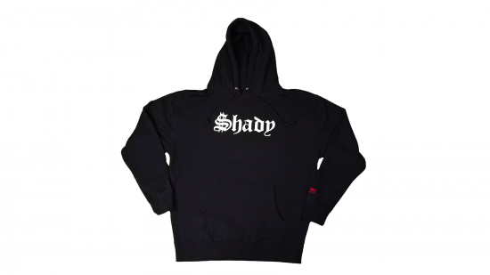 SSUR x Shady Records - Old English Hoodie