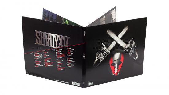SHADYXV на виниле уже доступен