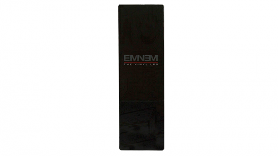 Eminem Vinyl Box Set Spine-Closed