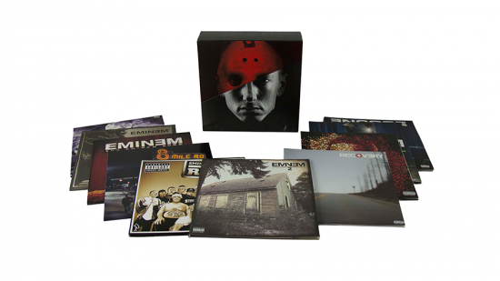 Eminem Vinyl Box Set Spread-1