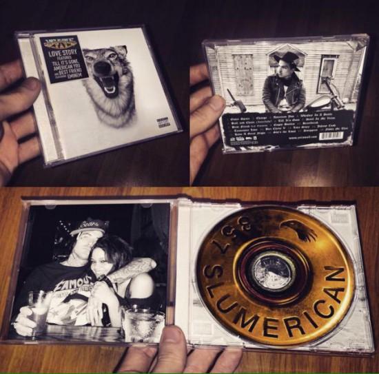 Yelawolf Love Story CD 2