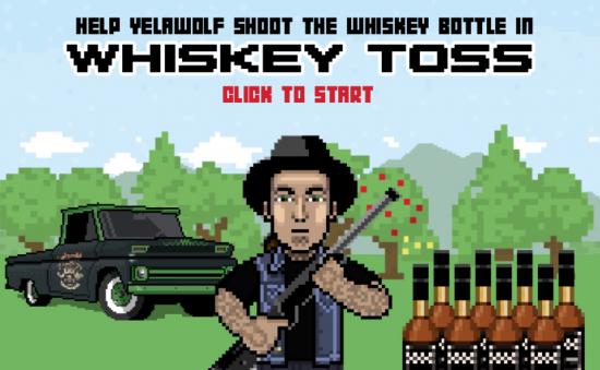 Стреляй по бутылкам вместе с Yelawolf и Shady Records