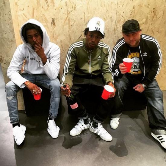 """Statik Selektah feat. Joell Ortiz & Joey Bada$$ - """"Showoff Vs. Everybody"""