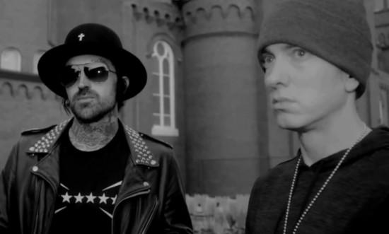 Yelawolf и Eminem говорят о «Love Story»