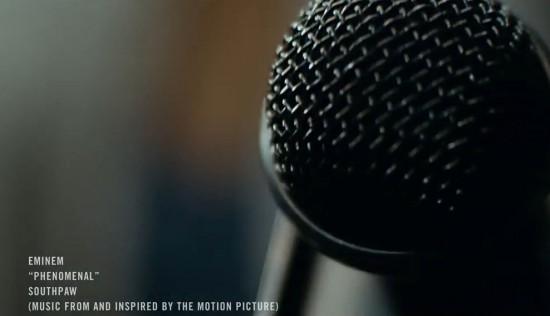Новый трек Эминема звучит в рекламе Beats by Dre