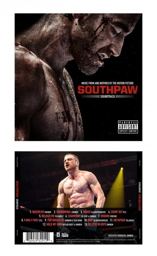 2015.05.22 - Cover Southpaw