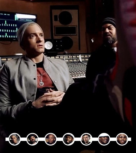 Eminem Paul Rosenber The Shady Records Story